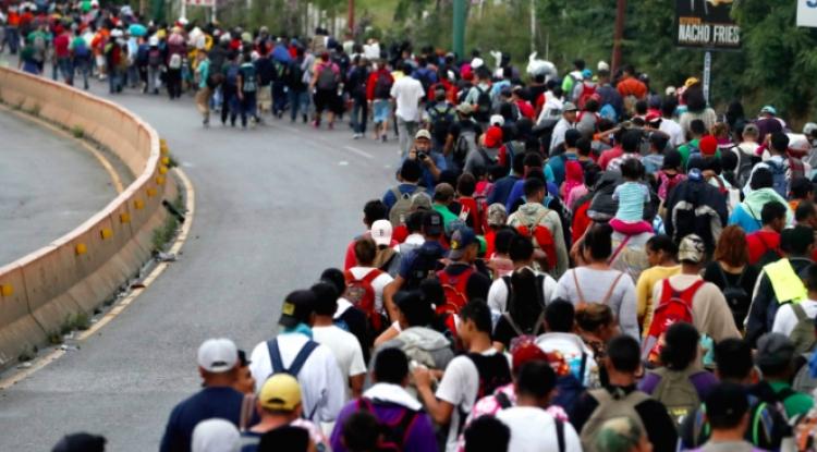 México solicitará apoyo de la ONU para atender Caravana Migrante