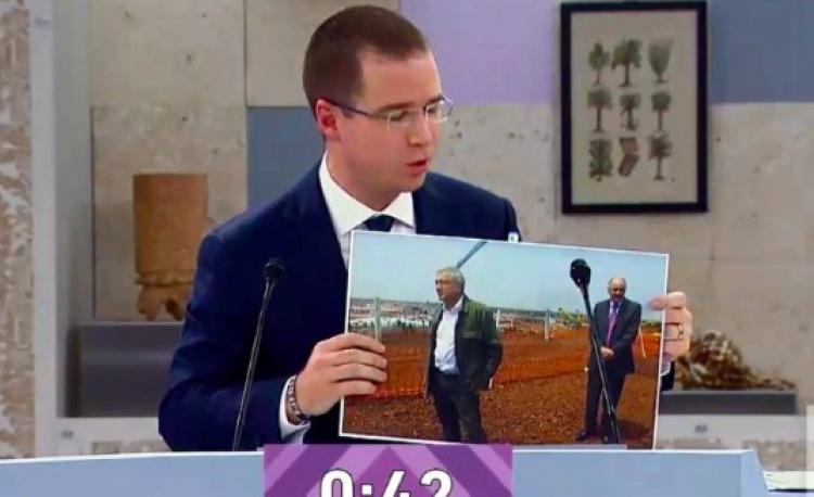 Dichos de Ricardo Anaya en debate, no son calumnias: Tribunal Electoral