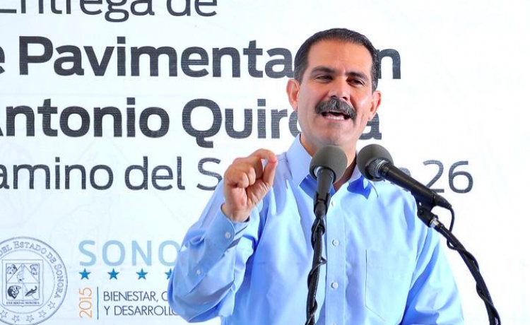 Guillermo Padrés continuará en el penal de oriente
