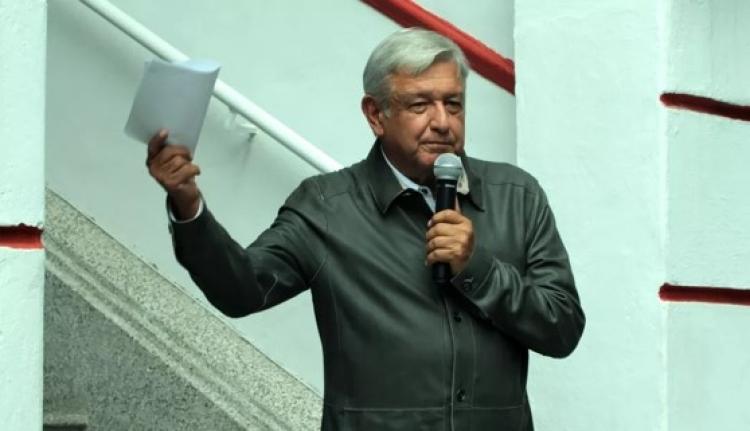 AMLO dió a conocer el plan de austeridad que implementará para la cámara de senadores