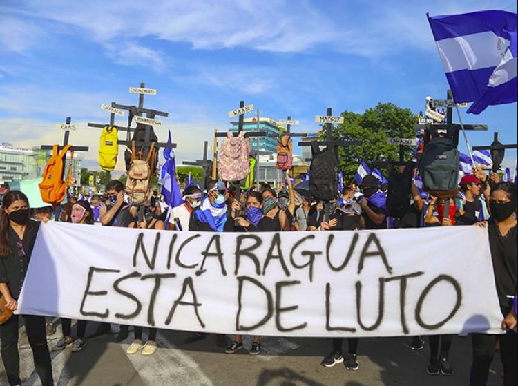 Crisis de Nicaragua deja 512 víctimas en Nicaragua