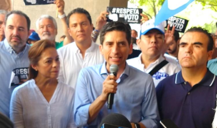Pide PAN respetar decisión ciudadana por elecciones en Monterrey