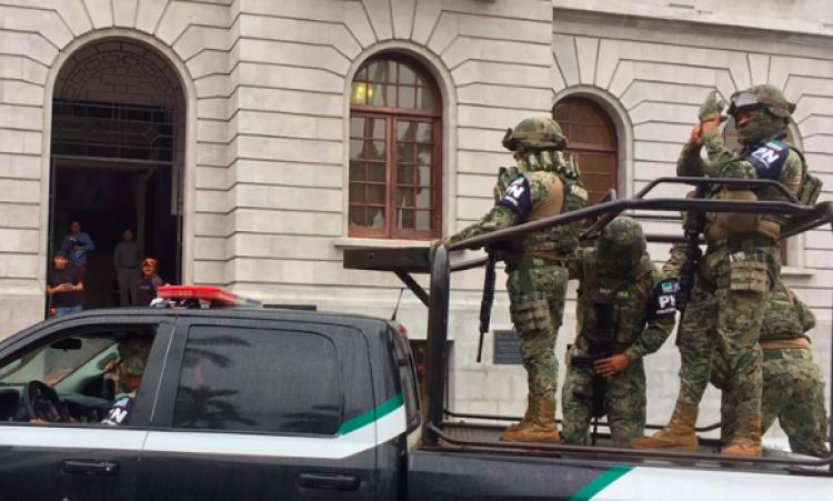 Guardia Nacional no revertiría violencia e inseguridad: CNDH