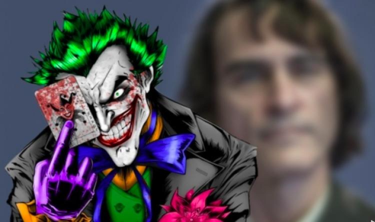 Revelan las primeras imágenes de Phoenix como The Joker.