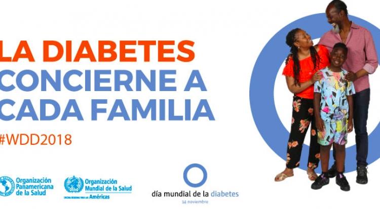 ONU emite recomendaciones para prevenir diabetes en #DíaMundialDeLaDiabetes