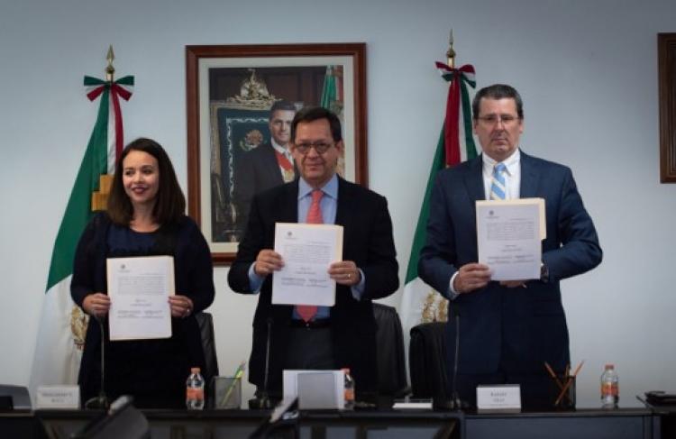 ASPA y Aeromar firman convenio para preservar a los empleados