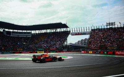 El Gran Premio de México es reconocido el Mejor Evento por quinto año consecutivo