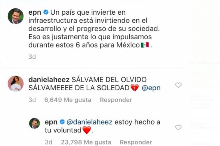 Peña Nieto vuelve hacer de las suyas en instagram