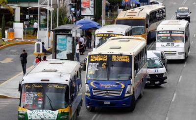 Descartan incremento a la tarifa del transporte