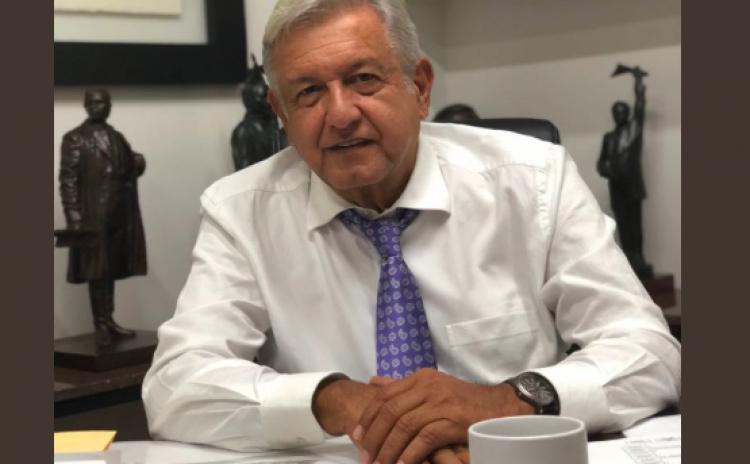 AMLO entrega propuesta de agenda bilateral con EE.UU