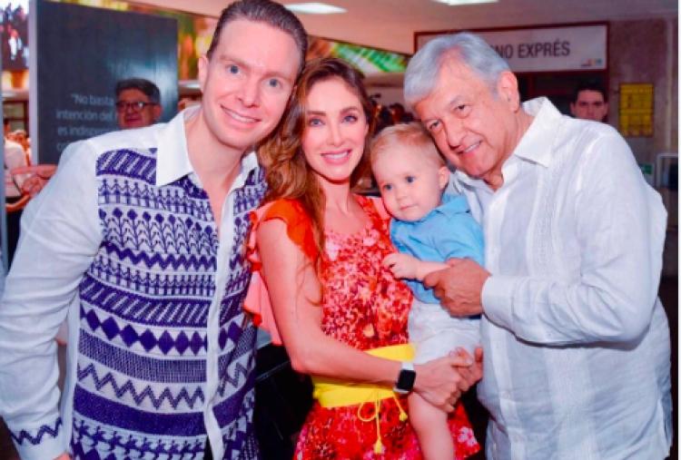 """López Obrador realiza cierre de """"gira de agradecimiento"""" en Chiapas"""