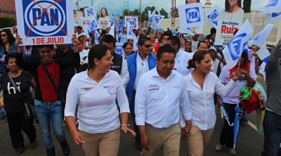 Ana Cristina da su respaldo a Mundo Tlatehui