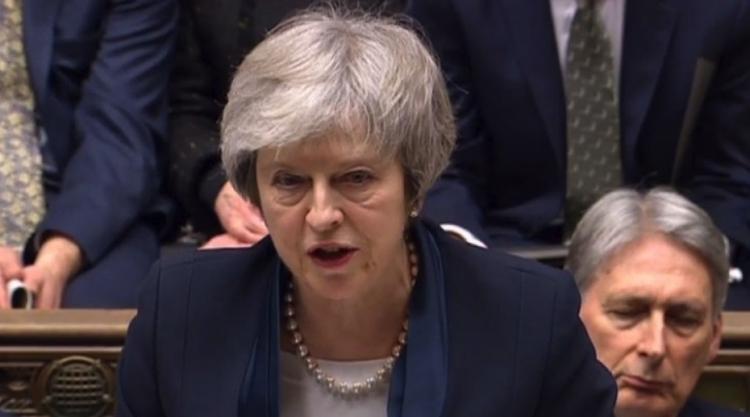 Parlamento Británico rechaza acuerdo del Brexit