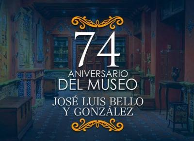 Museo José Luis Bello y González festeja 74 años con agenda cultural