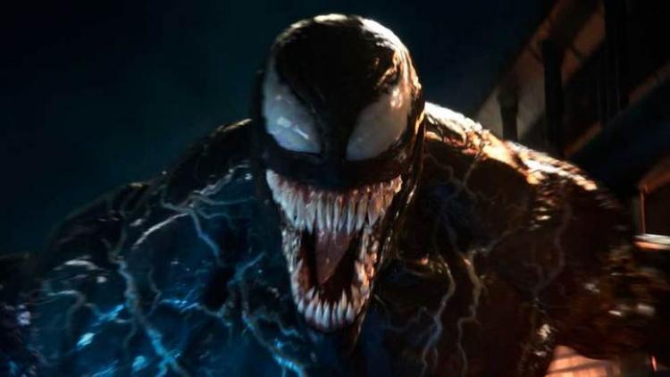 Segunda semana de Venom como líder en taquillas.
