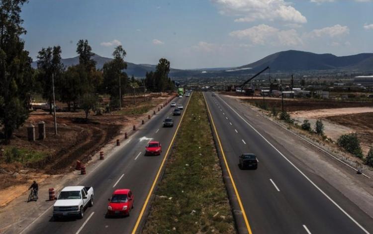 Accidentes en Carreteras Federales disminuyen un 51%
