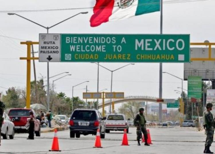EU actualiza alertas de peligrosidad en viajes hacia estados de México.