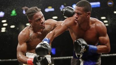 Boxeador Patrick Day entra en coma tras sufrir brutal nocaut