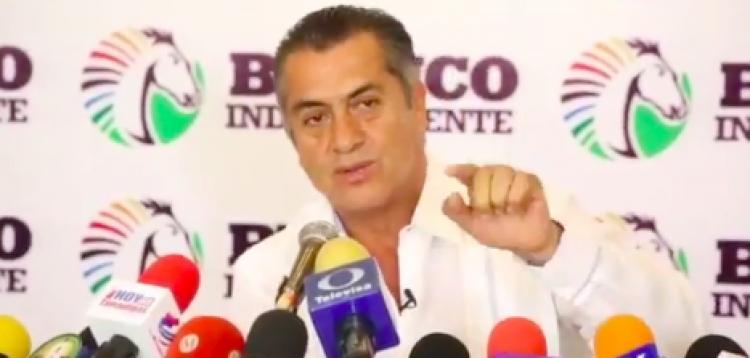 """""""El Bronco"""" asegura que sus detractores son """"pejezombies"""""""