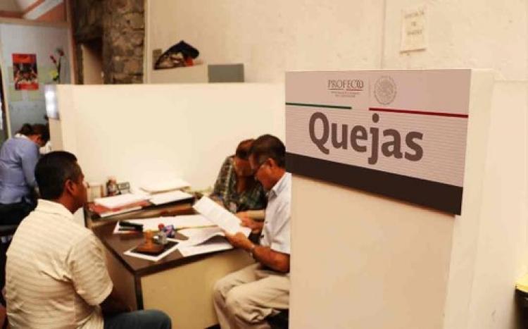 Profeco ha recibido más de dos mil quejas en Ciudad de México, en lo que va del año