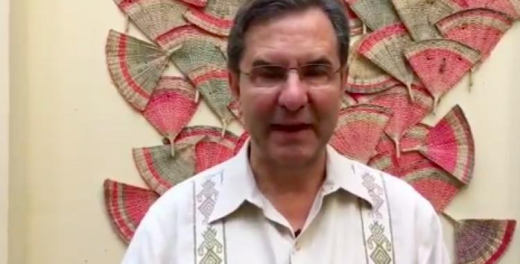 Moctezuma Barragán busca conectividad entre todas las escuelas del país