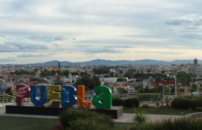 Puebla fue de los destinos más visitados durante el fin de año