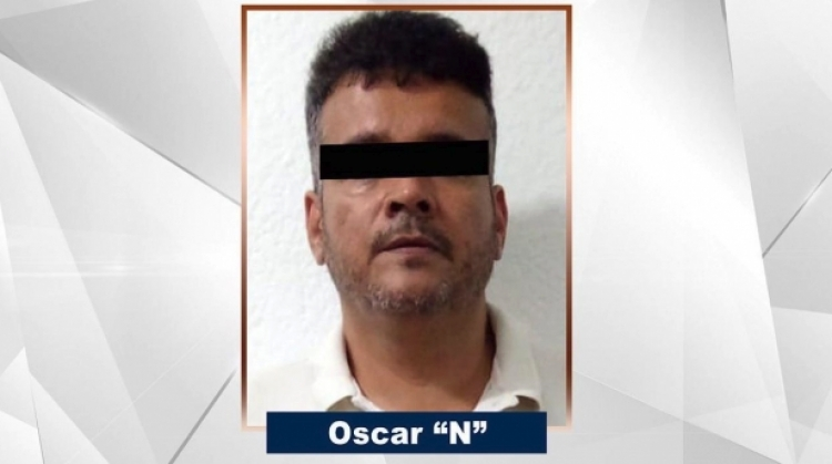 Detienen a presunto líder de Cártel Independiente de Acapulco en Edomex