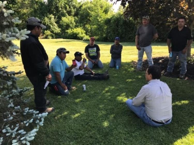 Secretaria del Trabajo da a conocer derechos de trabajadores agrícolas en ocho lenguas indígenas
