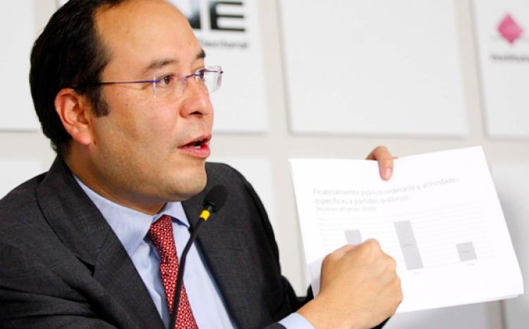 Fideicomiso de Morena es un freude a la ley: Ciro Murayama