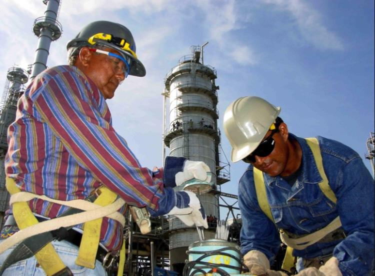 Elecciones para el siguiente líder sindical de petroleros mexicanos será democrático: STPS