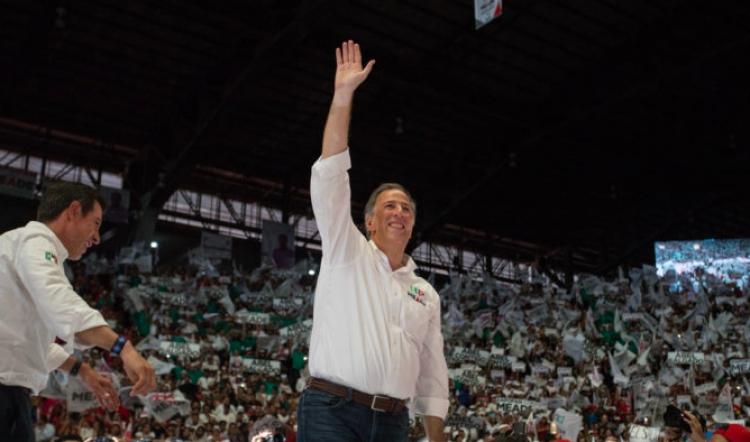 José Antonio Meade realiza último acto de campaña por Jalisco