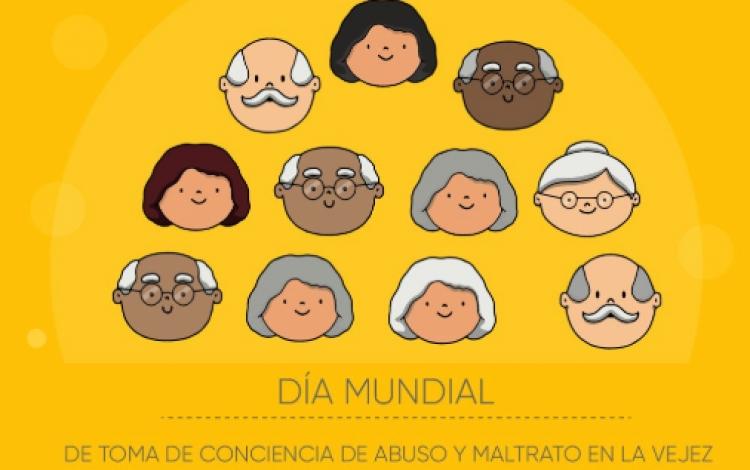 Hoy, Día Mundial de Toma de Conciencia del Abuso y Maltrato en la Vejez