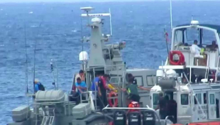 Captan a titular de la SEDENA utilizando embarcaciones de la SEMAR en actividades turísticas con su familia