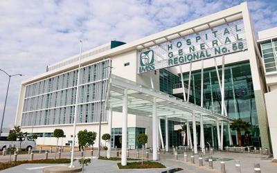 Nace el primer bebé en el nuevo Hospital General de León.