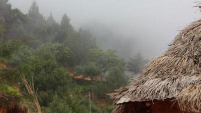 Se mantienen bajas temperaturas en Teziutlán