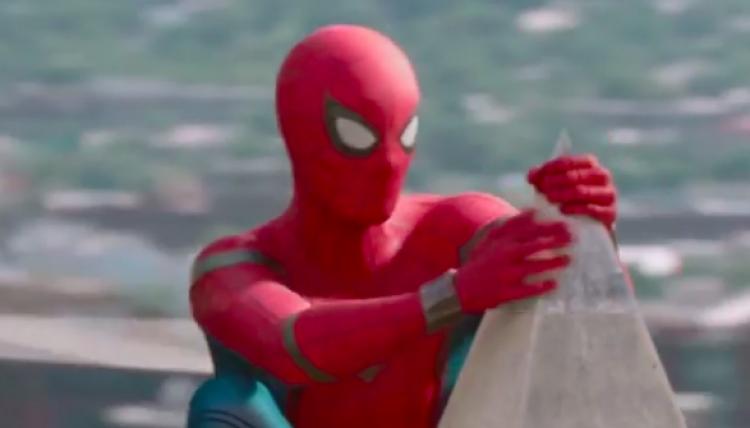 Lanzan primer tráiler de 'Spider-Man: Far From Home'.