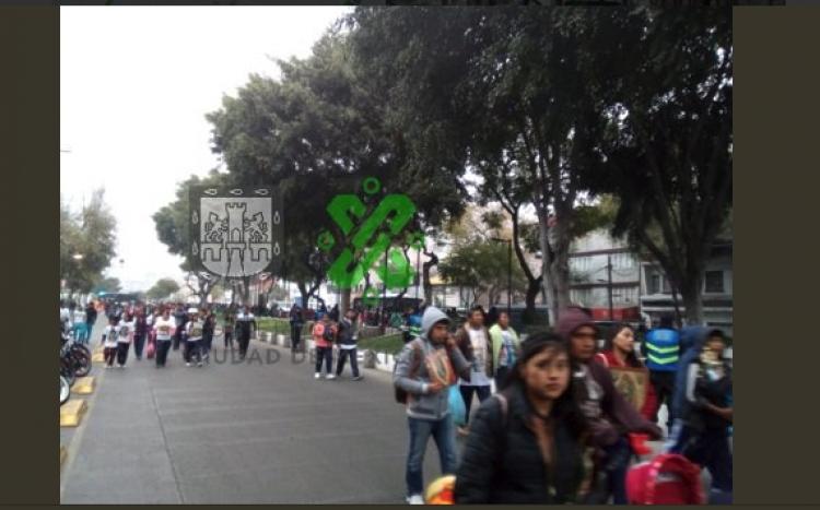 Arriban 370 mil peregrinos a la Basílica de Guadalupe.