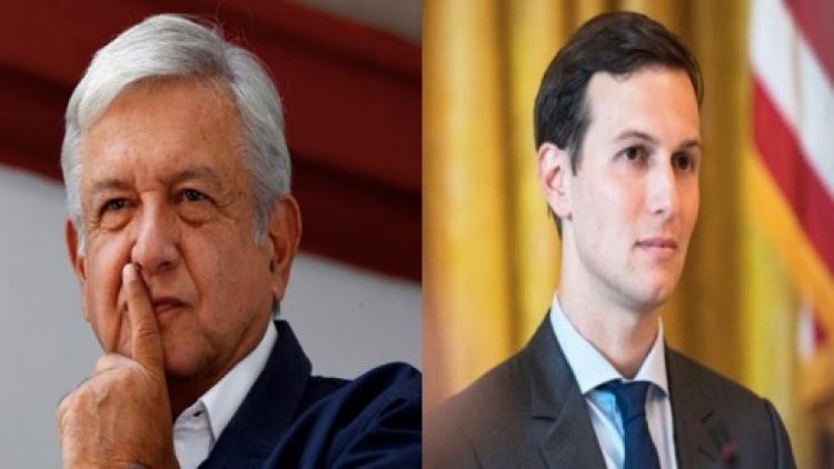 De esto trató reunión de López Obrador con yerno de Donald Trump