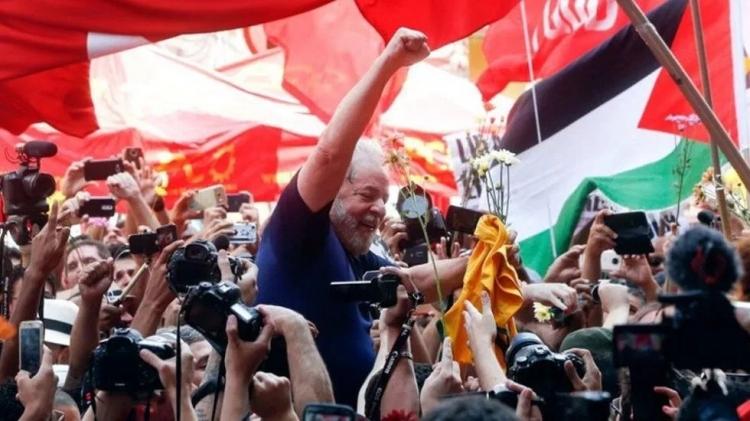 Lula da Silva es absuelto en uno de sus seis procesos pendientes