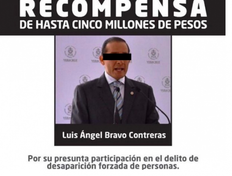 Detienen al ex fiscal de la administración de Javier Duarte de Ochoa