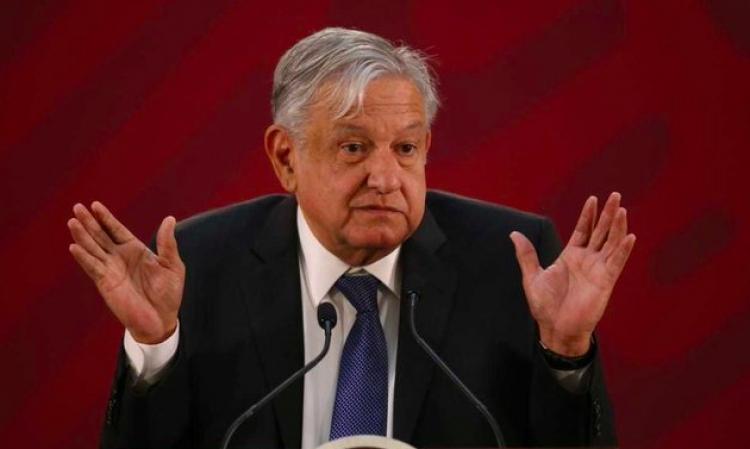 """Presidencia declara """"inexistente"""" carta al Rey de España; AMLO asegura que será pública en junio"""