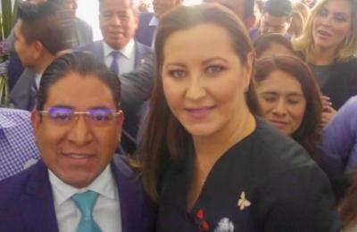 Saltillo Lafragua reitera apoyo a Gobernadora de Puebla