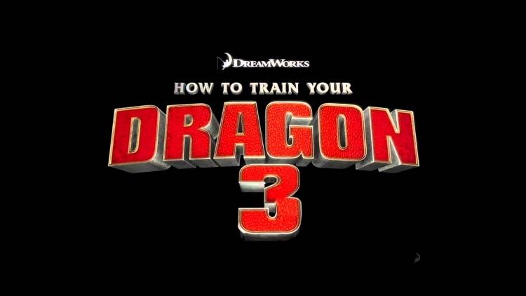 El avance de 'Cómo entrenar a tu dragón 3'.
