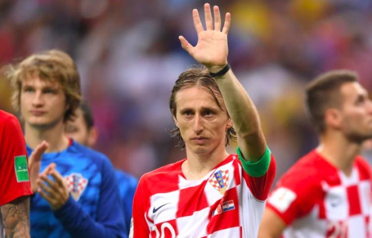 En Croacia pueden estar orgullosos: Luka Modric