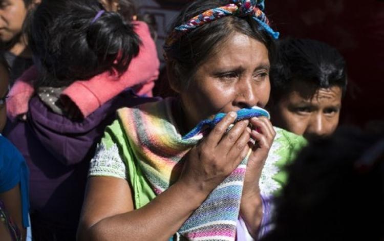 México deporta 90% de centroamericanos