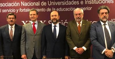 En abril se podría aprobar iniciativa de ley en materia educativa: Esteban Moctezuma