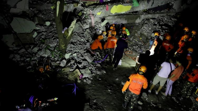 Gobierno de México lamenta sismo en Filipinas de 6.3 grados