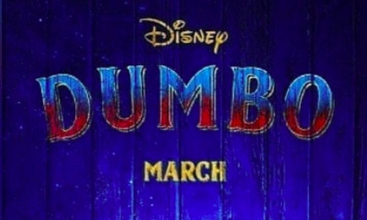 Estos son los primeros carteles de 'Dumbo'.