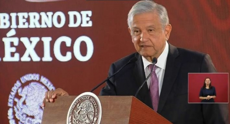 Presidente acepta reunión con INAI y CRE pero no pone fecha