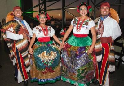 Puebla fue invitado de los festejos patrios en Boston Massachusetts